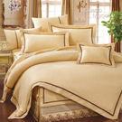 皇家典藏 60支棉尊爵七件組-6x6.2呎雙人加大-鋪棉床罩組[諾貝達莫卡利]-R6615-B