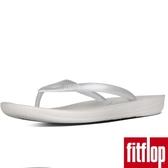 【FitFlop】IQUSHION ERGONOMIC TOE-THONGS(銀色)