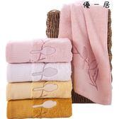 純棉家用洗臉大氣毛巾柔軟吸水歐式【YYJ-3726】