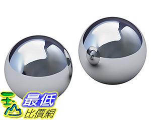 [106美國直購] Two 2 Inch Chrome Steel Bearing Balls G25