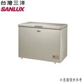 【SANLUX台灣三洋】186公升 風扇式無霜冷凍櫃 SCF-186GF