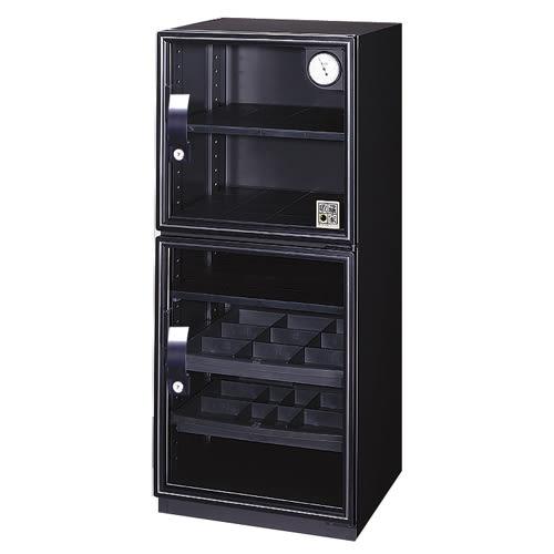 收藏家全功能電子防潮櫃 DX-126《132公升》全功能防潮櫃系列