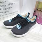 Skechers GO WALK 女健走鞋 寬楦 固特異橡膠底 124603WBKTQ 黑x藍【iSport】