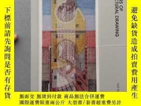 二手書博民逛書店100罕見yeard of architectural draw