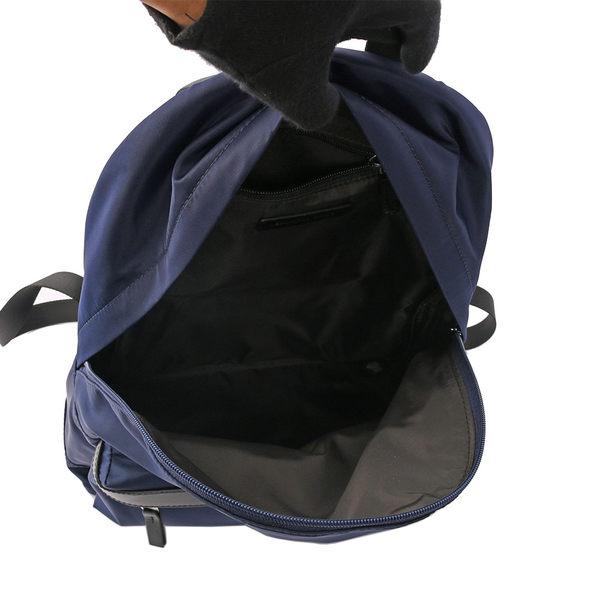 【MICHAEL KORS】尼龍後背包(中)(深藍) 37H6LKNB2C INDIGO