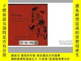 二手書博民逛書店1987年出版罕見Album of Chinese Brush