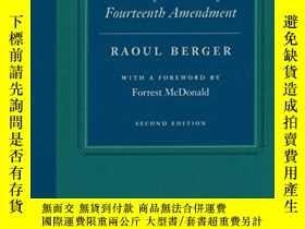 二手書博民逛書店Government罕見By JudiciaryY256260 Raoul Berger Liberty Fu