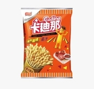 卡迪那德州薯條茄汁(42g)12包/箱【合迷雅好物超級商城】
