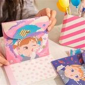 新品秒殺韓國可愛便攜衛生巾包姨媽巾袋女韓版大容量裝放衛生巾收納包