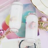 鑰匙圈 牛奶小豬掛件豬豬網紅鑰匙扣少女韓國可愛女小清新書包掛飾女生的