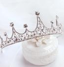 兒童皇冠頭飾水晶髮箍