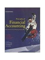 二手書博民逛書店《Principles of Financial Accounting IFRS (annotated edition)》 R2Y ISBN:986157882X