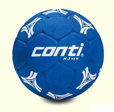 CONTI 超軟橡膠手球(3號球) 藍色 獨特專利橡膠材質 OH3N-B  [陽光樂活=] 限時下殺八折