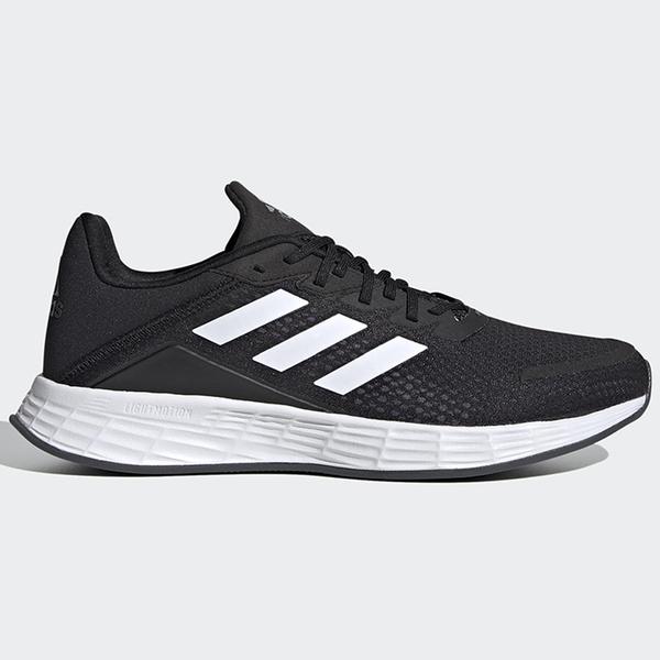 【現貨】Adidas DURAMO SL 男鞋 慢跑 休閒 輕量 透氣 緩震 黑【運動世界】FV8786