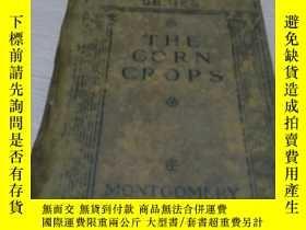二手書博民逛書店《THE罕見CORN CROPS》(玉米作物)1913年版Y10
