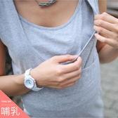 *桐心媽咪.孕婦裝*【CA0101】哺乳推薦款‧圓領彈力棉孕婦哺乳背心 3色 台灣製