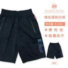 吸濕排汗運動短褲 拉鍊口袋運動褲 [2121] RQ POLO 中大童 S-2XL 春夏 童裝 現貨