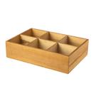 伊藤實木六格木盒