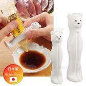 【九元生活百貨】日本製 長腳熊擠軟管器 擠牙膏 軟管擠壓器 日本直送
