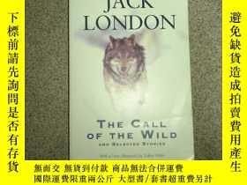 二手書博民逛書店JACK罕見LONDON THE CALL OF THE WIL