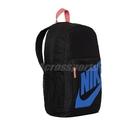 Nike 後背包 Elemental Kids Backpack 黑 藍 兒童款 男女款 運動休閒 上學 【ACS】 BA6030-015