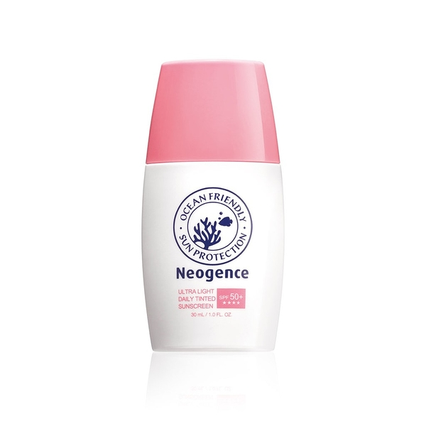 Neogence 霓淨思 海洋友善輕透潤色防曬乳SPF50+ 30ml 效期2023.02【淨妍美肌】