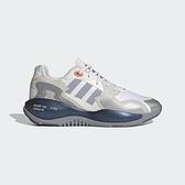Adidas Zx Alkyne [FY5720] 男鞋 運動休閒 舒適 經典 金屬感 愛迪達 避震 銀 藍