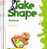 3-§二手書R2YB《Take Shape 1~6 Workbook》共6本 2