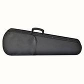 小提琴盒子黑色三角盒子4/4-1/8手提後背小提琴盒wy 1件免運
