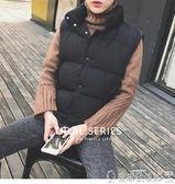 馬甲 男士棉馬甲保暖背心潮流寬鬆外套秋冬季韓版衣服工裝棉衣潮牌羽絨 【四月上新】