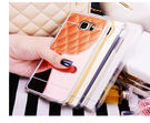 King*Shop~ 三星note5手機殼韓潮軟套GALAXY Note5 N9200鏡面矽膠外殼保護套