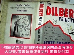 二手書博民逛書店The罕見Dilbert Principle:Cubicle s-Eye View of Bosses, Meet