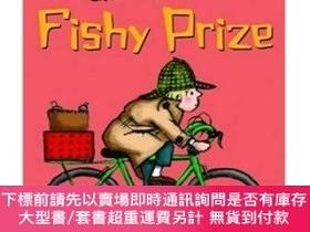 二手書博民逛書店Nate罕見the Great and the Fishy Prize[獎品魚]Y454646 Marjori