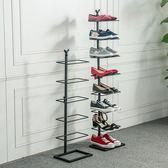 鞋架多層簡易客廳家用經濟型多功能簡約迷你防塵兒童收納鞋櫃igo 衣櫥の秘密