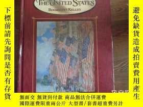 二手書博民逛書店A罕見HISTORY OF THE UNITED STATESY