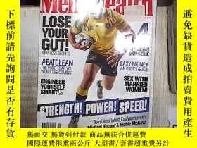 二手書博民逛書店MEN S罕見HEALTH 2015 COTOBER (01) .Y180897