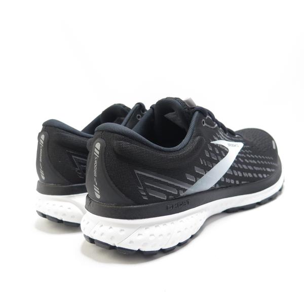 BROOKS GHOST 13 女款 慢跑鞋 D楦 1203381D012 黑【iSport愛運動】