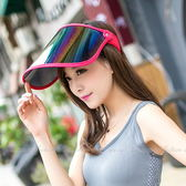 【DJ388】美白大作戰~抗紫外線UV鏡片遮陽帽~★EZGO商城★