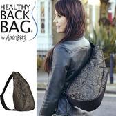 Healthy Back Bag 15243_BK黑色禮讚 時尚限量寶背包-小 斜背包/側背包/寶貝包/防滑背包/健康收納背包