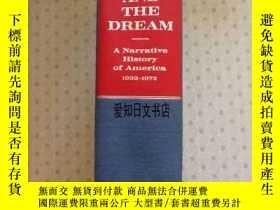 二手書博民逛書店【罕見】1974年出版 The Glory And The Dream William ManchesterY