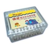 優生 嬰兒安全棉花棒-方盒(60支)【愛買】