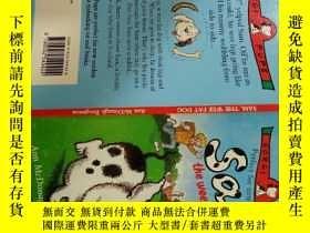 二手書博民逛書店Sam罕見the wee fat dog:小肥狗薩姆Y200392