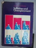 【書寶二手書T3/大學商學_POO】Inflation and Unemployment_1979年