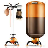 吉母歐式有安全隔網干衣機家用烘衣機雙層衣服烘干機家用圓形靜音 晴川生活馆NMS