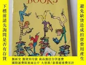 二手書博民逛書店THE罕見CHILDREN S BOOK OF BOOKSY380600 quentin blake peng