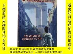 二手書博民逛書店英文原版童書I罕見Survived the Attacks of September 11th, 2001 幸存者