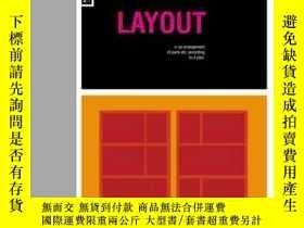 二手書博民逛書店Layout罕見(basics Design)Y368185 G