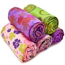 印花瑜珈毯子(送收納袋)運動鋪巾運動墊瑜珈墊.超細纖維瑜珈鋪巾.止滑墊防滑墊推薦哪裡買ptt