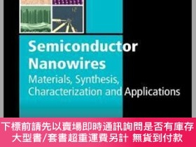 二手書博民逛書店預訂Semiconductor罕見NanowiresY492923 Arbiol, J Woodhead Pu