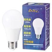 bltc麗元 LED燈泡11W-白光【愛買】